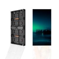 Exhibition screen rgb led matrix indoor led display panel HD p3.91 rental led wall leasing led screen