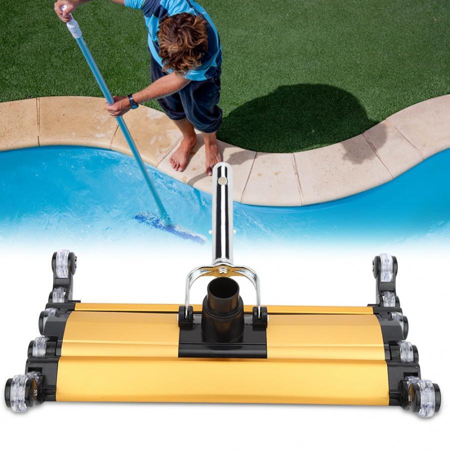 38 cm 47 cm saleté aspiration aspirateur tête nettoyeur pour piscine Spa outil de nettoyage 2 tailles