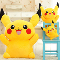 Free Shipping 23cm Special Offer Pikachu Plush Toys Anime Toy High Quality Very Cute Plush Toys For Children's Gift