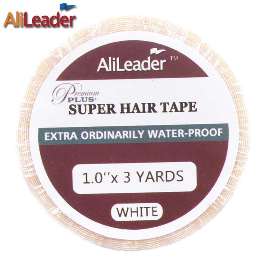 Waterdichte Ultra Hold Pruik Tape Voor Uitbreiding, Super Toupet Lijm Lijm Voor Haar, dubbelzijdig Voor Pruiken, Blauw En Wit