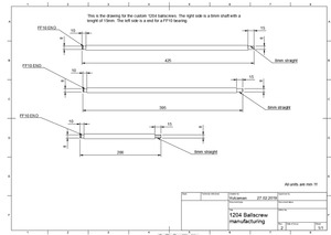 Image 3 - DIY CNC MILL LINEAR TEILE MGN12 1204 KUGELUMLAUFSPINDEL KOPPLER