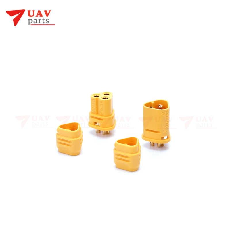 MT30 2mm 3-pin mannelijke of vrouwelijke Connector/Motor connector/Plug Set voor RC Model