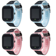 Gps smart watch kids children safe ubicación perseguidor sos call monitor anti-perdida niño reloj smartwatch