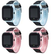 Gps smart watch kids children safe ubicación perseguidor sos call monitor anti-perdida niño reloj smartwatch