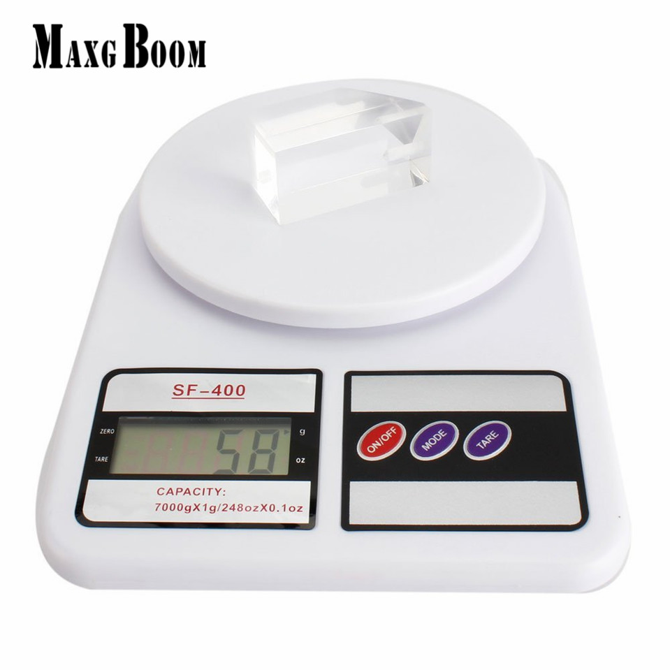 MaxgBoom Kitchen Scales Digital Balanca Food Scale High Precision Kitchen Electronic Scale 10kg