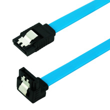 JONSNOW SATA Cable 3.0 to Hard Disk SSD adapter 90 Degree HDD cable for ASUS MSI Gigabyte Motherboard Sata Cable