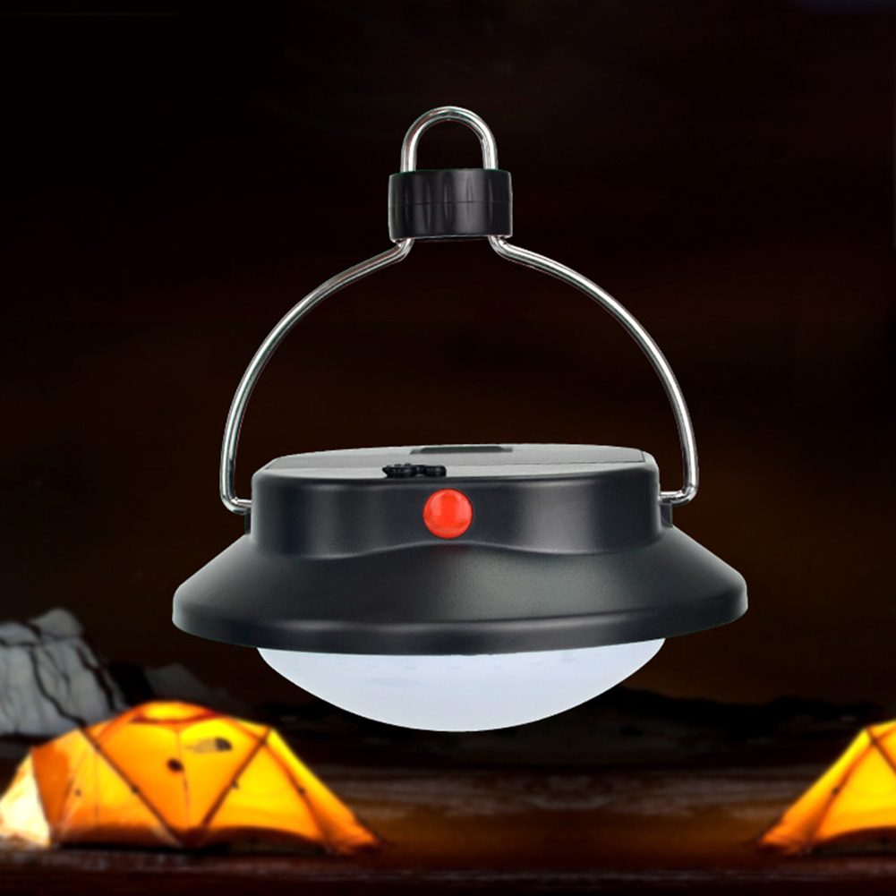 1PCS Ultra Bright 60LED Camping Tent Light Rechargeable 3 Modes Outdoor Portable Lights Hiking Fishing Camping Lamp Lantern 119g