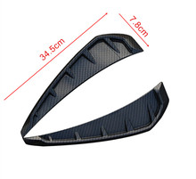Fender Side Sticker Decoration in Carbon Fiber for Honda Civic