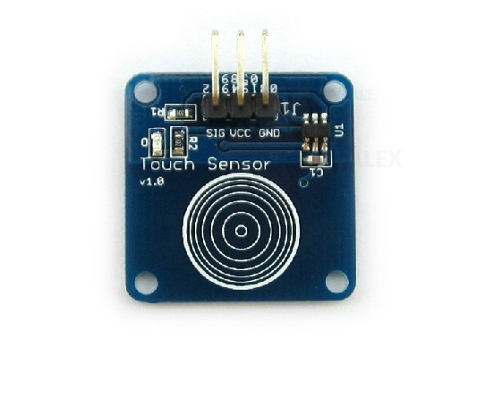 Freeshipping Capacitive touch switch module touch sensor freeshipping rs232 to zigbee wireless module 1 6km cc2530 chip