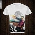 JoJo Bizarre Adventure Star T Shirt  Manga Anime T-shirt Cool Novelty Funny T shirt Style Men Women Printed Fashion Tees   DT013
