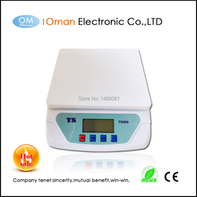 Oman-T500 25kg/1g Digital Postal Cooking Food Diet Grams Kitchen Scale postal scale small scale balance kitchen