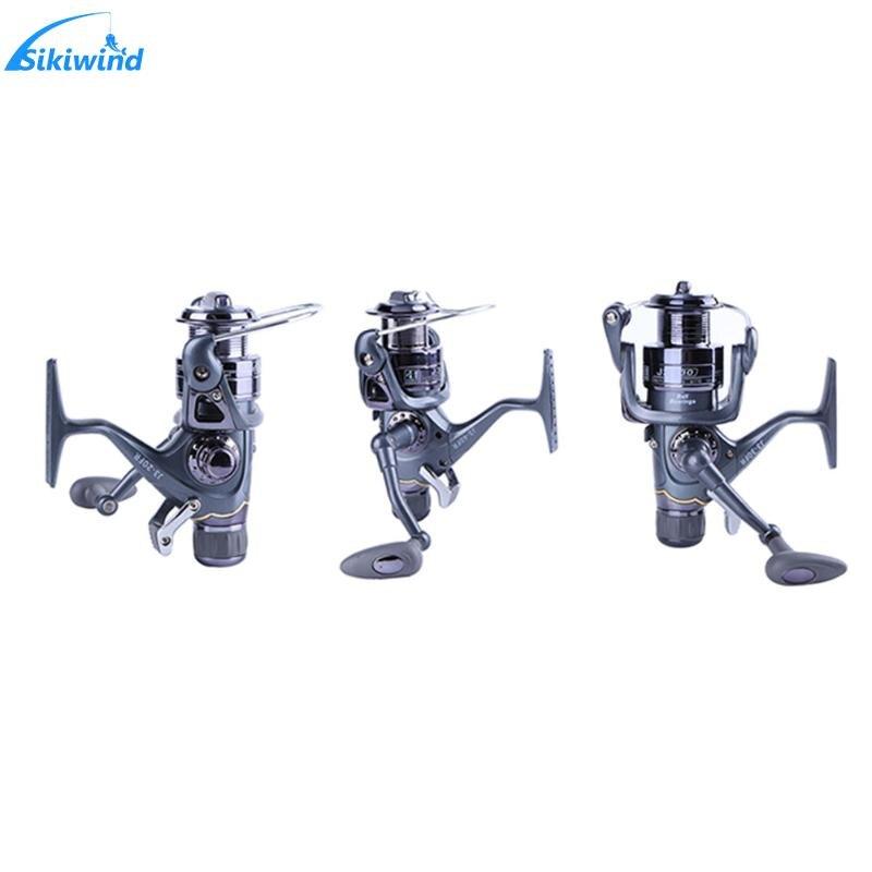 20RF 30RF 40RF Angelrolle Carp Spinning Reel Carbon Vorne und Hinten Zieht 3BB Lager Metall Angelrollen Werkzeuge Zubehör