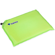 Portable Camping Mat Outdoor Inflatable Foldable Sponge Single Person Seat Pad For Travel Moistureproof Cushion