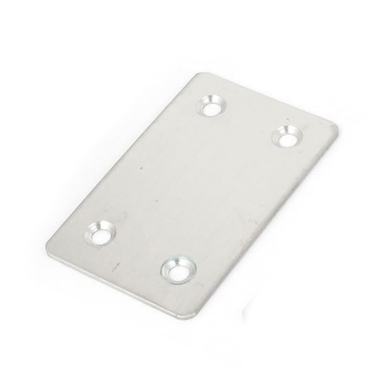 10pcs Flat Stainless Steel Angle code