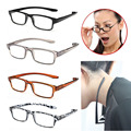 High Quality Fashion Light Stretch Reading Glasses Of Hanging One's Neck Presbyopia 1.0 1.5 2.0 2.5 3.0 Diopter