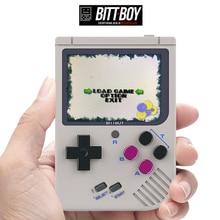 BittBoy V3, Game console, Handheld game