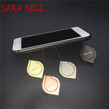 SARA NELL Phone Ring Holder Stand 360 car finger ring holde Car bracket Drop shape degree rotating Spinner