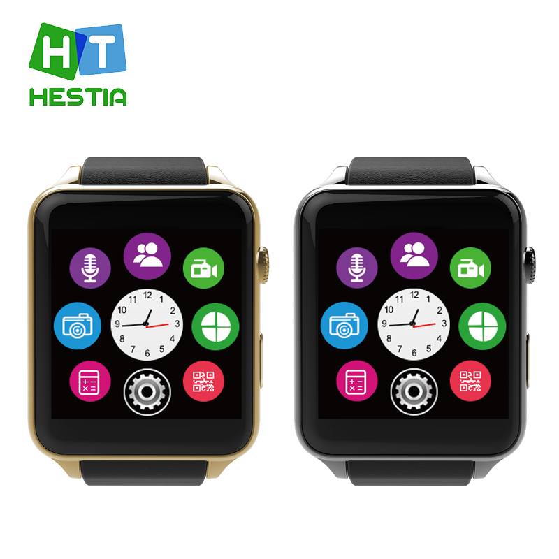 Bluetooth Smart watch GT88 Smartwatch Wearable Devices MT2502 Support SIM Card for IOS Android with Heart Rate Monitor PK Gt08 2016 bluetooth smart watch dm09 hd screen support sim card wearable devices smartwatch for ios android pk dm08 gt08 dz09