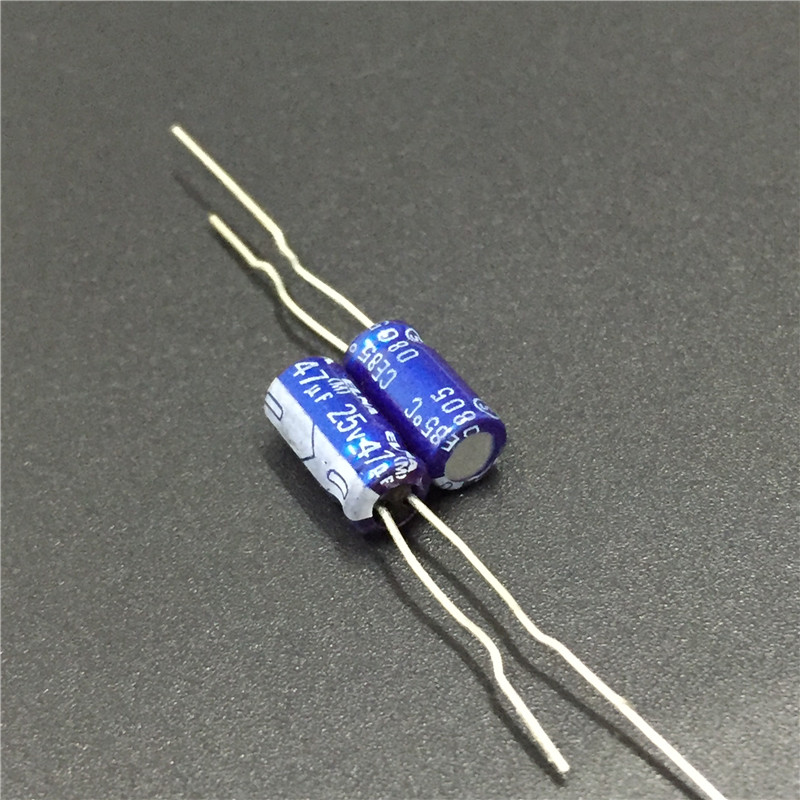 5Pcs//2.2UF,100V Speaker Frequency Capacitor Divider Non-Polarized Crossover