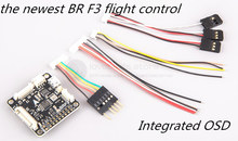 LT BRF3 F3 flight control Integrated OSD for DIY FPV cross racing mini drone QAV250 QAV-R Nighthawk 250 Robocat 270 quadcopter
