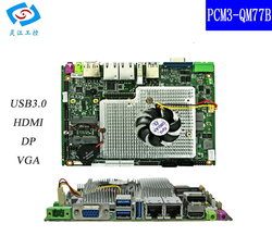 arm motherboard I5 2.4GHZ 2GB RAM DC 12V mini itx industrial motherboard for POS  ATM  aumation machine