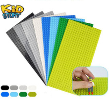 4 Colors 32*32 Dots Base Plate for Small Bricks Baseplate Board Compatible DIY Building Blocks Toys For Children  christmas gift