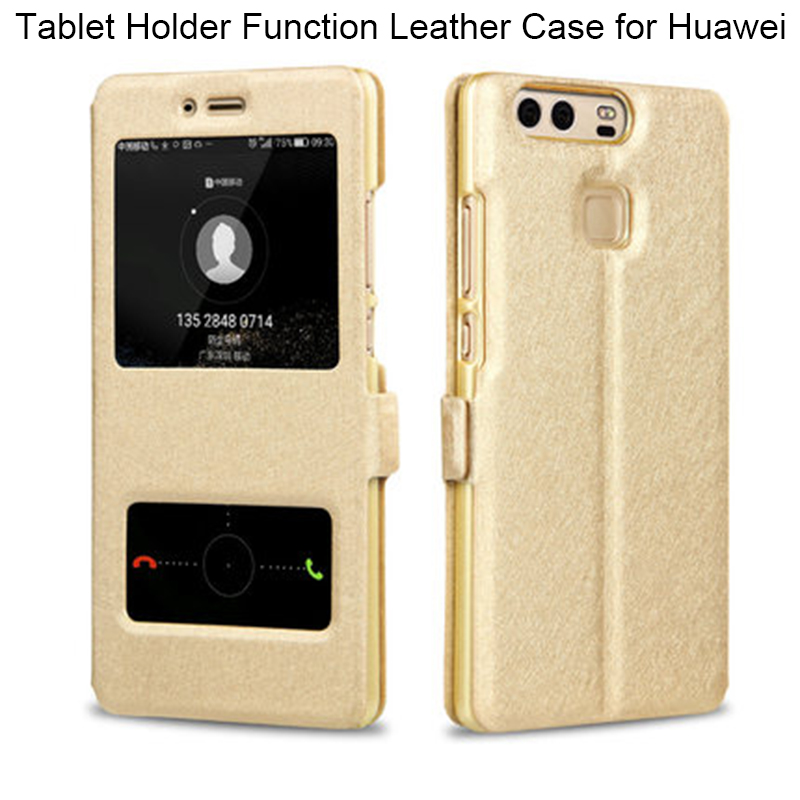 Able Silk Pu Leather Case For Huawei P Smart Y3 Ii Y5 Ii Y6 Ii Nova 2 Plus Case On Nova 2i 2s 3i 3e Case For Y6 Pro Y7 Prime 2017 Discounts Price