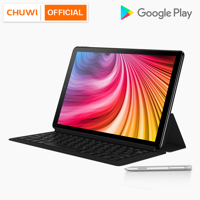 "CHUWI Hi9 Più Helio X27 Deca Core Android 8.0 Tablet PC 10.8 ""2560x1600 Display 4 GB di RAM 64 GB di ROM Dual SIM 4G Phone Call Tablets"