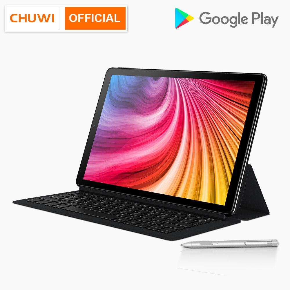 CHUWI Hi9 Plus Helio X27 Deca Core Android 8.0 Tablet PC 10.8 2560x1600 Affichage 4 GB RAM 64 GB ROM Double SIM 4G Appel Téléphonique Comprimés