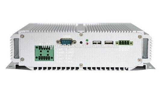 Сервер стойки аксессуары 1037u 1.8 ГГц 2 ГБ Оперативная память промышленный сенсорный экран панели компьютер с низкая цена (lbox 1037u)