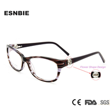 New Fashion Glasses Women  armacao de oculos 9 Colors Available oculos de grau New Products for 2015 Optical Frame Female 100% brand new 2015 oculos 124