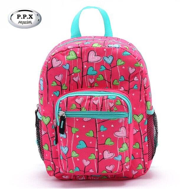 56d3d04aa7 New Trend Lovely Children School Bag Kindergarten Book Bag Adult Mini Bag  Girl Mochila Women Canvas Rucksack Brand Backpack A685