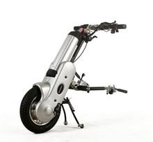 Hot new all terrain outdoor lightweight folding mobility portable  sports 400w motoriized wheelchair electric handbike