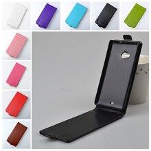 Para Lumia 535 Caso Da Marca Retro Do Vintage de Couro PU duro capa Para Nokia Lumia 535 Microsoft Caso Vertical Magnetic Telefone saco