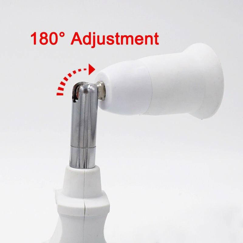 Bases da Lâmpada mingben suporte da lâmpada e27 Matéria-prima : Alumínio, abs