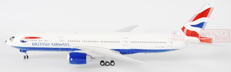 Eagle British Airways 200003A G-YMMH B777-200ER panda 1:200 commercial jetliners plane model hobby hot selling np20lp original projector bare lamp uhp 280 245w for ne c np u300x np u310x