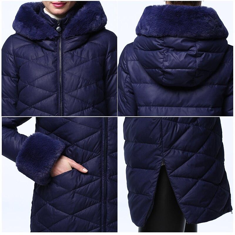 Hiver Femme sku3 Qualité 2018new Veste Bref Capuche Snowclassic Manteau manches Parka Long Sku1 Haute Avec Col Femmes Chaud sku2 SIqgAwd