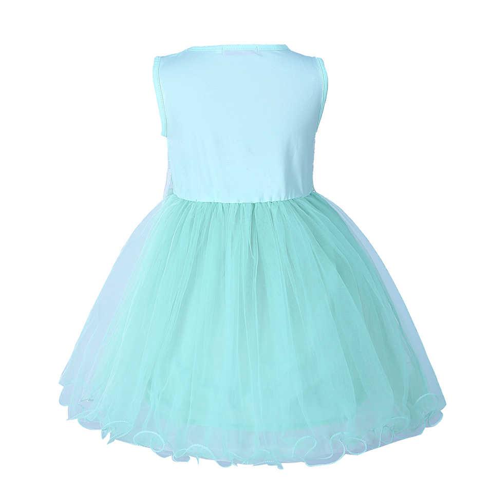 Pettigirl летние платья принцессы для маленьких девочек элегантные кружевные вечерние Начинающий ходить ребенок детская одежда для свадьбы фатиновые платья-пачки