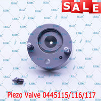 ERIKC F00GX17005 F00GX17004 Common Rail Diesel Fuel Injector Piezo Control Valve Set For Bosch 0445115/116/117 Series Injection