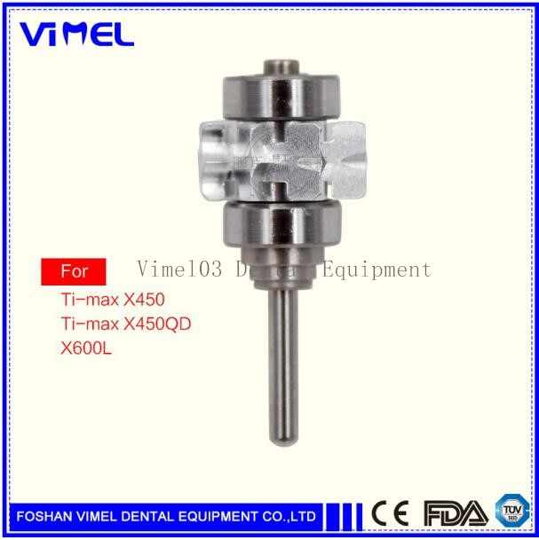 Dental TI-MAX X600L X600 handpiece cartridge TIX-SU03 Standard head turbine rotor fit NSK
