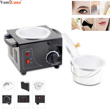 Portable Salon Electric Hot Wax Warmer Heater Deep Cleansing Facial Skin Hair Removal Spa Tool Durable And Safe To Use(China)