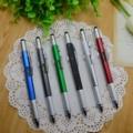 100 pcs/set Multifunktionale Schraubendreher, kugelschreiber Sattel Stift Kunststoff Werkzeug Stift Instrument, touch Control Werkzeug Schraubendreher Stift