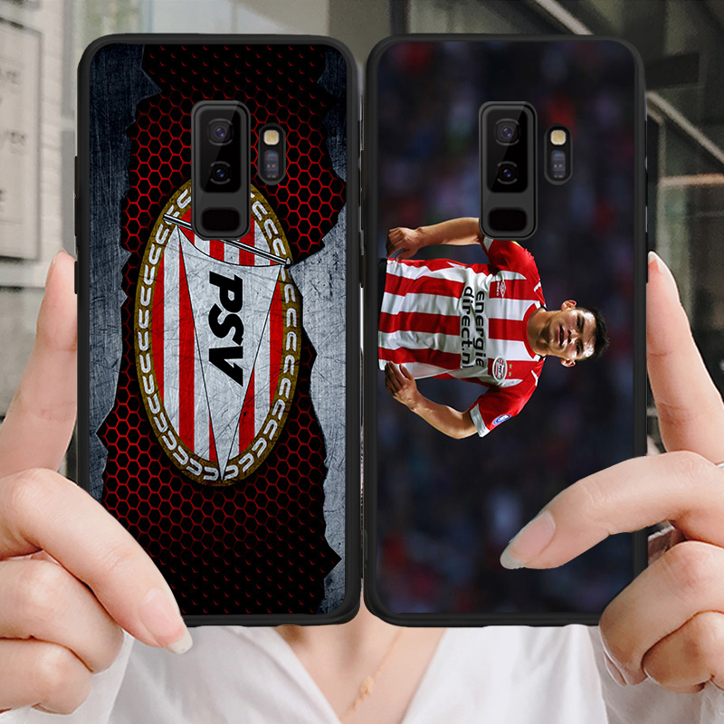 Yinuoda Phone Case For PSV Eindhonven Football Samsung Galaxy S10 S9 8Plus S6 S7 Edge Lozano Black Soft TPU For S9 S10Lite Case