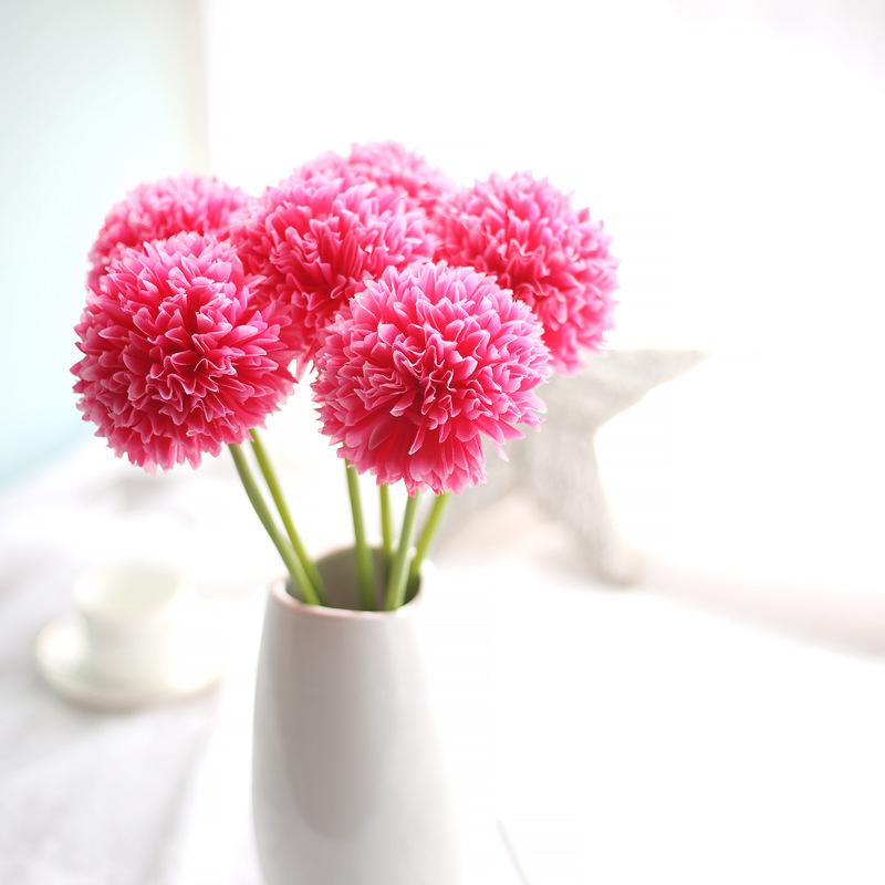 unids unids ud cabezas simulacin de flores de seda flor de