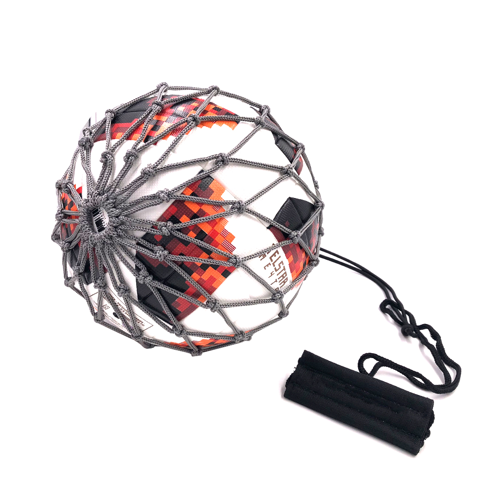 Soccer Training Sports Assistance Adjustable Football Trainer Soccer Ball Practice Belt Training Equipment Kick Fit Size 3 4 5