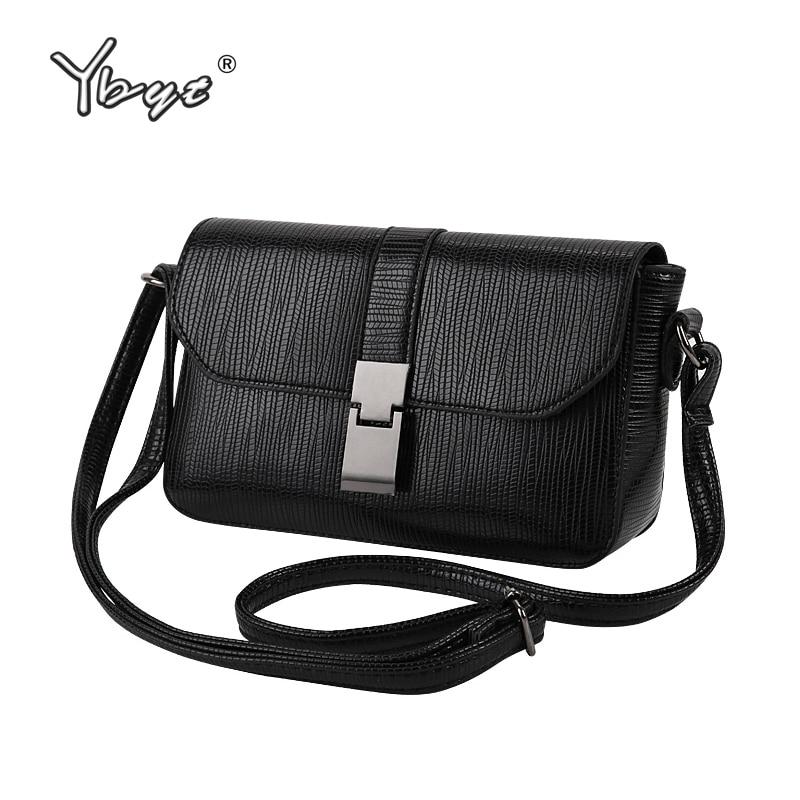 YBYT brand 2017 new flap fashion lizards handbags hotsale women satchel coin purse ladies clutchshoulder messenger crossbody bag  недорого