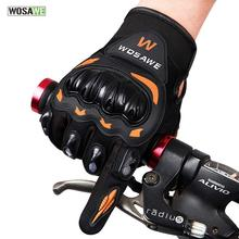WOSAWE Motocross Riding Gloves Motorcycle Gloves Waterproof Windproof Protective Racing Gloves moto Racing Gloves Knight
