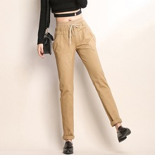 2018 new casual comfortable pants female pants GT105