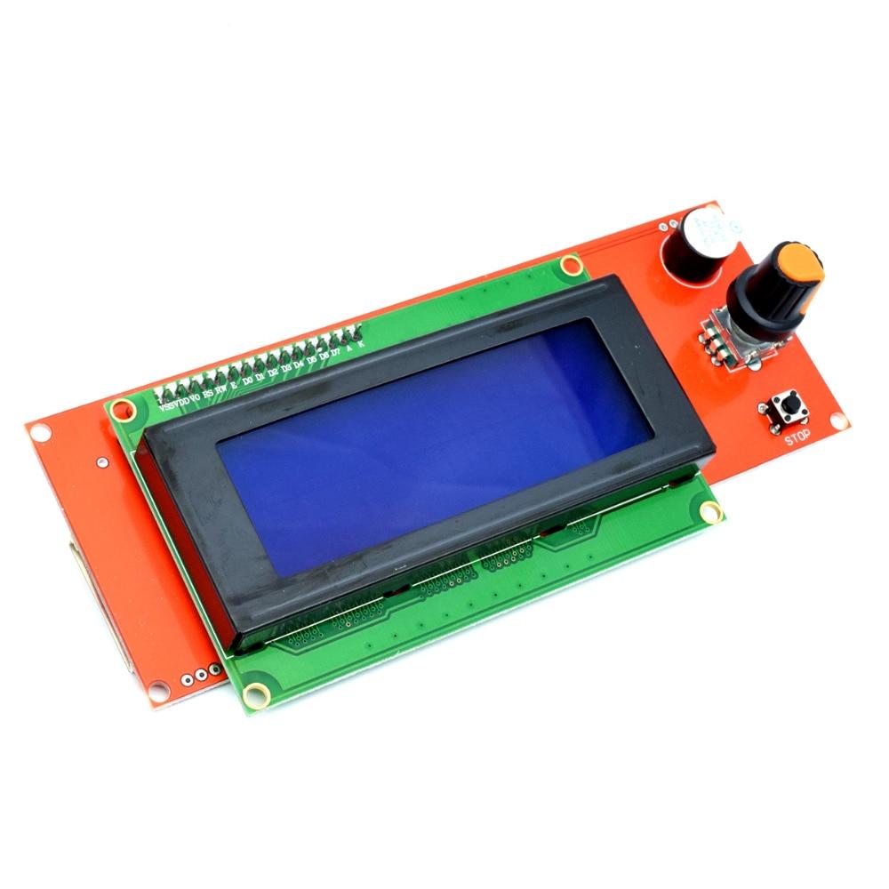 Adeept LCD 2004 дисплей контроллері RAMPS 1.4 - Смарт электроника - фото 2