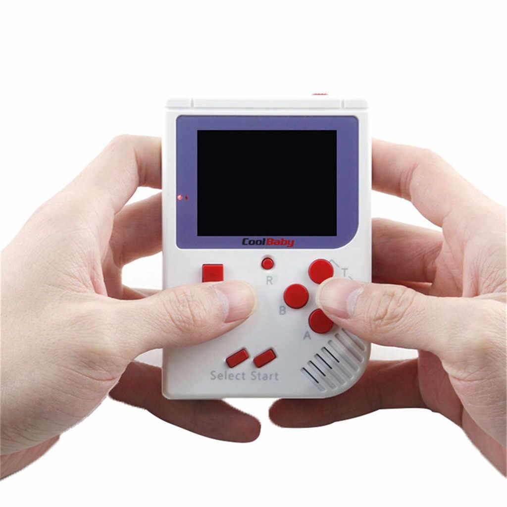 Gameboy consola de Video juego Retro Mini consola de mano Gameboy incorporado 129 juegos clásicos reproductor de vídeo nostálgico Gameboy